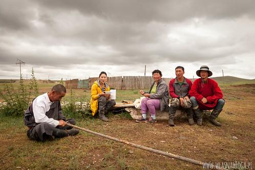 Mongolska rodzina