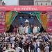 Eid Festival 2015 on Trafalgar Square
