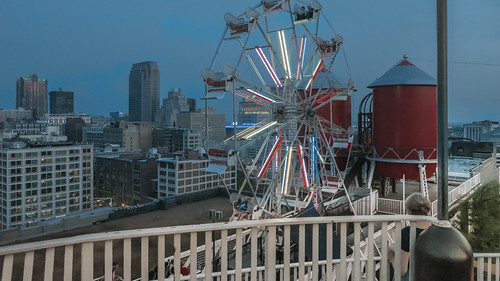 The City Museum's Ferris Wheel