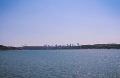 Вид на Новый город