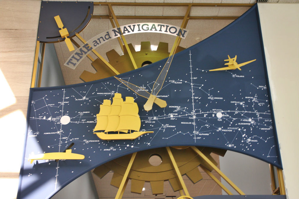 Time & Navigation