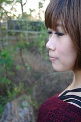 Photograph 2 Years ago (Photographer E.D.) Tags: portrait people cute girl beautiful women pretty taiwan panasonic taichung 台灣 女孩 台中 人 人像 外拍 女人 美 gf3