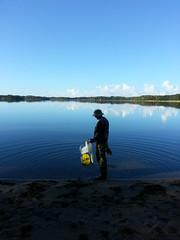 Lidl Seaweed (AarnoJunkkari) Tags: autumn seaweed finland lidl