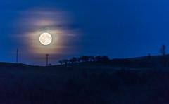 Tonights Supermoon (27-09-15) (karlmccarthy1969) Tags: moon wales night nikon super 70200