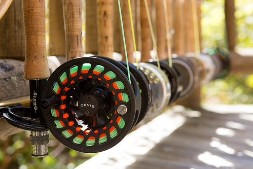 Triple Creek Ranch Orvis Fishing Gear