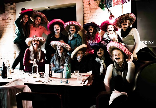 THE BEST NIGHT EVER AT THE HUNGRY MEXICAN [BODKINS ON BOLTON STREET]-108669