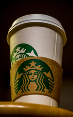 Day 17 (Graydon Armstrong) Tags: coffee starbucks lowperspective project365