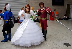 MCM ComicCon 2015 - 73 (Terterian - A million+ views, thanks.) Tags: city uk costumes england anime london mystery october comic princess cosplay centre capital manga culture prince fantasy convention gathering gb horror docklands characters 24 fans cinderella charming popular comiccon crowds con excel mem fanzine newham 2015 dressing up fancy dress