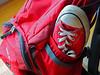 365-255 Packed and ready to go! (benlarhome) Tags: travel canada calgary alberta converse redshoe chucks allstars benlar
