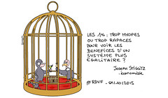 Facilitation Graphique / Les Rendez-vous du Futur - Joseph Stiglitz 01.10.2015 (JD) Tags: door red pet white abstract birdcage home metal illustration gold freedom golden 3d trapped escape open stuck symbol background empty nobody cage prison jail coop behind capture shape captive gilded job restricted isolated prisoner confined stagnant confinement imprison jailbird restrict incarcerate