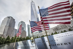 (poroshenko.petro) Tags: world plaza new york city nyc travel usa tourism water glass skyline modern america site construction memorial downtown remember anniversary manhattan district united 911 9 ground landmark patriotic center 11 historic september terrorism wtc states fountains contruction trade financial zero zone attraction 9112001