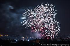 Diwali firework display, Leicester (2015) (J. Brown Photography) Tags: street brown night photography james photo display fireworks sony leicester ground firework recreation alpha diwali 2015 cossington