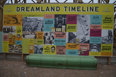 Dreamland Timeline (CoasterMadMatt) Tags: park uk greatbritain autumn england history fun photography amusement town kent seaside nikon october fairground photos unitedkingdom britain fair photographs gb timeline theme amusementpark southeast towns funfair dreamland margate themepark pleasure nikond3200 2015 seasidetown pleasurepark d3200 dreamlandmargate coastermadmatt october2015 coastermadmattphotography autumn2015 dreamlandmargate2015