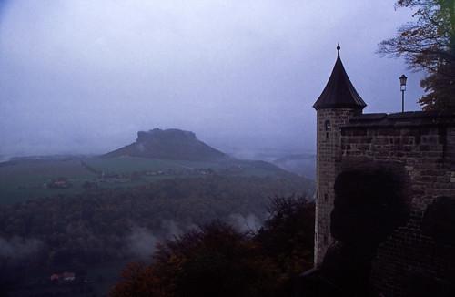 """Elbsandsteingebirge (197) Festung Königstein Rösschen/Lilienstein • <a style=""""font-size:0.8em;"""" href=""""http://www.flickr.com/photos/69570948@N04/22688177821/"""" target=""""_blank"""">View on Flickr</a>"""