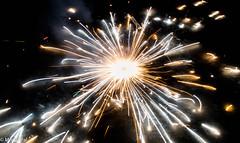 Ground chakkar | Diwali (mrinal pal photography) Tags: india beautiful festival lights delhi firework diwali crackers 2015 mrinal