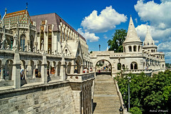 Buda (Darea62) Tags: buda budapest castle fishers church mattia hilton fairy architecture monument tale hungary history ancient