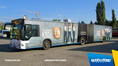Info Media Group - Legend-Original Marines, BUS Outdoor Advertising, Sarajevo 10-2015 (1)