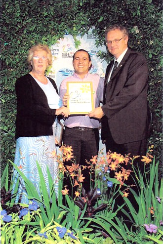 S&SEE In Bloom Award  by Rad Howard