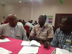 Social Economists in group discussion (IITA Image Library) Tags: planning nigeria meetings participants cassava socialscience abuja manihotesculenta sardscproject