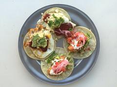 Tacos Tu Madre (xelipe) Tags: california losangeles tacos socal taqueria westlosangeles fishtacos chorizotacos crispytacos