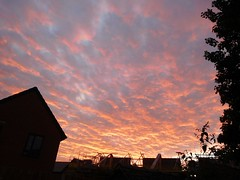 Sky picture number two (andreabailey50) Tags: clouds sky sunset outdoors number two