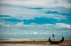 Cox's Bazar (Babu's Click) Tags: coxsbazar inanibeach sampanboat