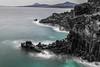 Jusangjeolli Cliffs - Jeju Island (skeap1) Tags: jusangjeolli cliffs jeju island south korea rock pillars coast jungmun coreedusud
