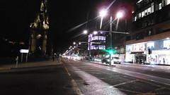 Princes st Edinburgh   October 13  2016  -  2 (dave_attrill) Tags: princes st edinburgh night lights lit up scotland october 2016 scott monument jenners
