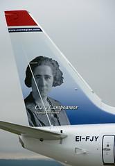 EI-FJY (Skidmarks_1) Tags: eifjy boeing737800 norwegianairinternational aviation aircraft airport airliners engm norway osl oslogardermoenairport