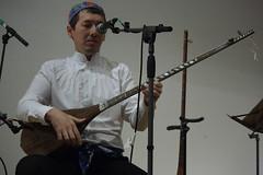 Abbos Kosimov (2016) 07 (KM's Live Music shots) Tags: worldmusic uzbekistan abboskosimov tanburuzbek soasconcertseries soas