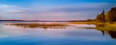 Huutijarvi Kangasala (Topolino70 **** Thanks for Million Views! *****) Tags: nokia lumia 1020 mobile finland huutijrvi kangasala nature autumn shore lake water sunset