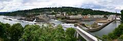USA 2016  Oregon City  Williamette Falls (Michiel2005) Tags: williamettefalls falls waterval river willametteriver water rivier oregon or usa unitedstatesofamerica unitedstates verenigdestatenvanamerika verenigdestaten america amerika oregoncity