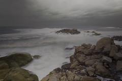TEMPORAL NOV. 2016 A CORUA (lourdestorreira) Tags: acorua costa galicia largaexposicin mar martimo ocano olas oleaje paisaje rocas temporal