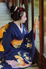 Maiko20161016_10_02 (kyoto flower) Tags: eiunin temple toshimomo kyoto maiko 20161016     yoshie