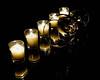 Bordeaux (danielledufour430) Tags: night dark wine glass wineglass bordeaux candles reflection spill