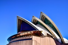 The Icon  #iconic #sydneyoperahouse #sails #operahouse #Sydney #Australia #bluesky (ChrisNevin) Tags: australia sydneyoperahouse sydney operahouse bluesky sails iconic