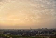 Hometown... (ParadoX_Design) Tags: sunset hilversum oost nederland netherlands gooi city town