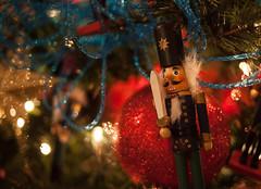 Nutcracker (Shirley Radabaugh - Two Cameras Abroad) Tags: nutcracker christmas festive xmas ornament christmastree holidays decoration