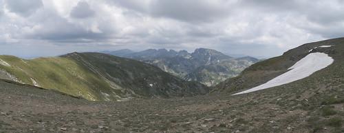 Panorama of Rila, 24.07.2015.