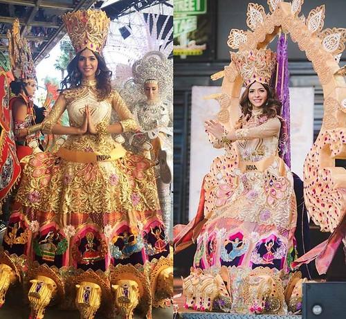 Indonesia's Ariska Putri Pertiwi crowned Miss Grand International 2016  #Blog