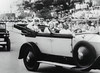 The Mountbattens arrive at the Constituent Assembly (Doc Kazi) Tags: pakistan india independence negotiations ceremonies jinnah gandhi nehru mountbatten viceroy wavell stafford cripps edwina fatima muhammad ali