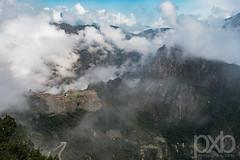 Machu Picchu - Sun Gate (bankyy) Tags: cuzco peru pe machu picchu landscape sun gate world wonder