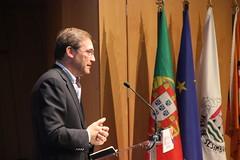 Pedro Passos Coelho em Sesimbra