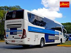 VIDA - Viação Danúbio Azul (busManíaCo) Tags: vida viação danúbio azul marcopolo paradiso g7 1200 scania k340 rodoviário rodoviáriadotietê busmaníaco bus buses 公共汽车