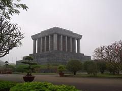 HANOI HO CHI MINH MAUSOLEE (patrick555666751) Tags: hanoimausoleehochiminh vietnam south east asia asie du sud est hanoi ho chi minh mausolee flickr heart group