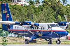 Winair DHC-6 (Green 14 Pictures) Tags: aviation avporn avgeek airport aircraft airplane air airlines airline airfield sintmaarten sxm tncm mahobeach princessjulianainternationalairport winair wm wia pjwii dehavilandcanada dhc6 twinotter