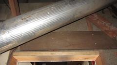 IMG_1438 attic scuttlehole wood to north (ceztom) Tags: march 14 2016 home goleta new scuttlehole attic