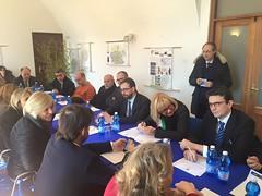 Incontro con il Ministro Franceschini sulla valorizzazione della Cittadella di Alessandria 2