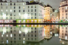 Canal Saint-Martin (David Khutsishvili) Tags: davitkhutsishvili dkhphoto paris îledefrance france europe canal saintmartin reflection city architecture cityscape urban exploration water nikon d5100 1855mm long exposure 75010 500px instagram building
