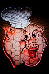 Hello Mr Pig (Thomas Hawk) Tags: bbq corkys corkysbarbq memphis tennessee usa unitedstates unitedstatesofamerica neon pig restaurant fav10 fav25 fav50